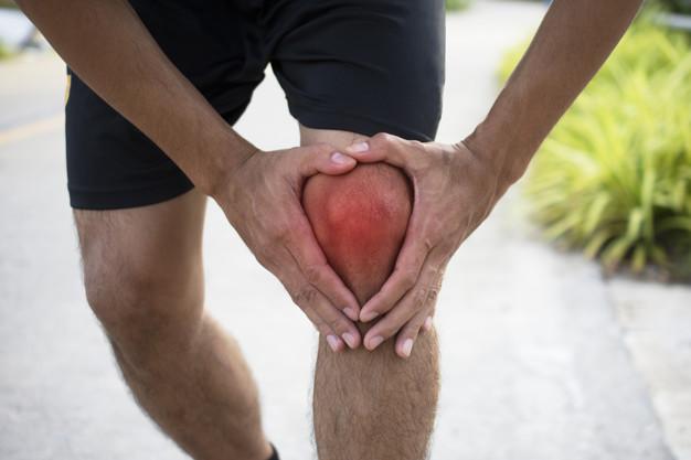 causas dor no joelho
